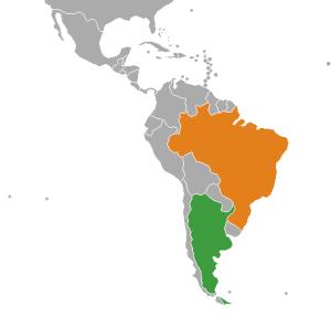 Argentina - Brazil